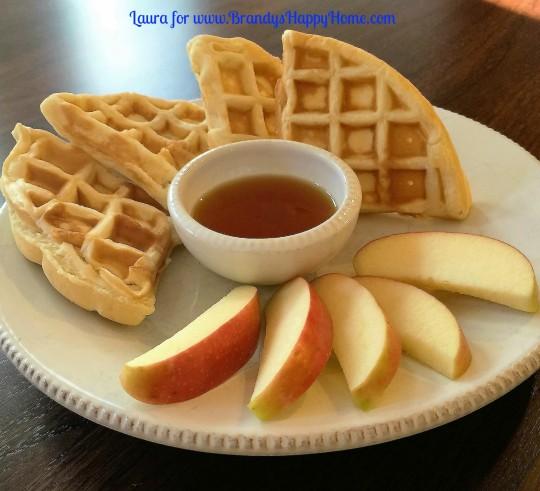 Egg Free Waffles pic 2