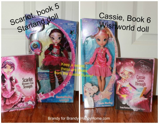 Star Darling scarlet and cassie doll 2