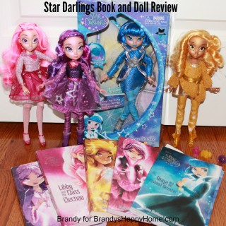 Star Darlings Book and Doll Review