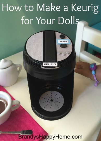 how to make a doll keurig