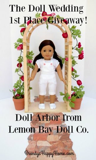 Doll Arbor Giveaway