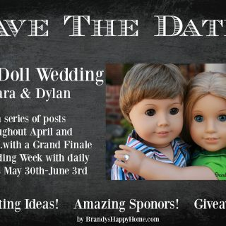 The Doll Wedding ~ Save The Date