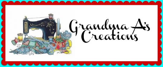 Grandma A's creations