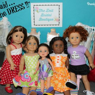 """The Doll Wedding ~ """"Yes to the DRESS!"""""""