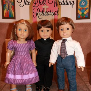 The Doll Wedding Rehearsal
