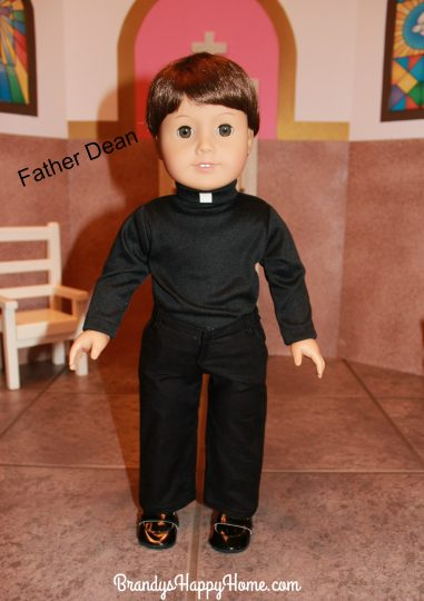 american boy doll priest