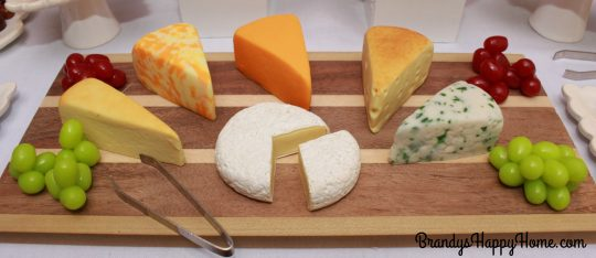doll cheese platter