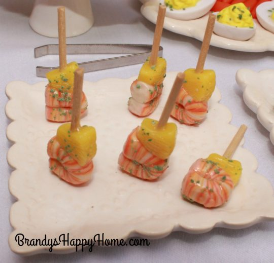 doll shrimp kabobs