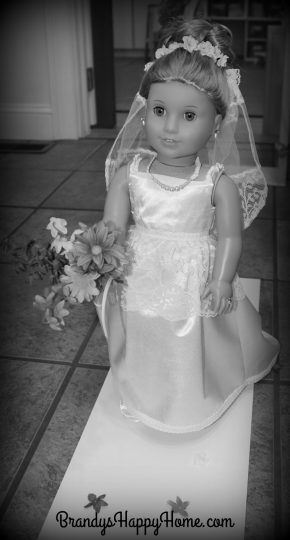 doll wedding bride 2