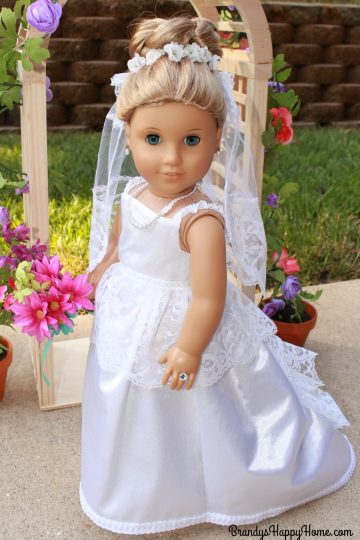 doll wedding bride 4