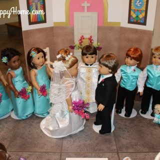 The Doll Wedding Ceremony