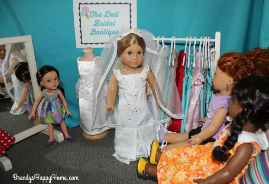 doll wedding dress 1