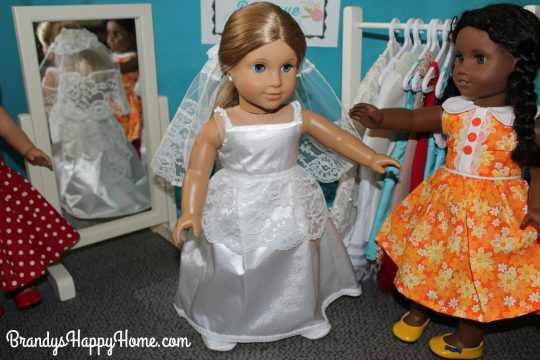 doll wedding dress 2
