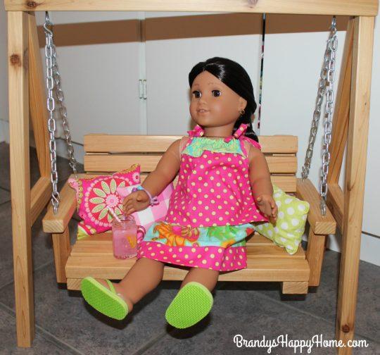 doll swing