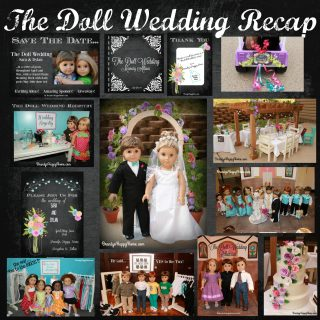 The Doll Wedding Recap