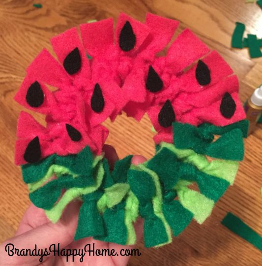 watermelon wreath seeds