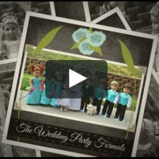 The Doll Wedding Video