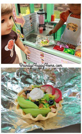 doll taco salad