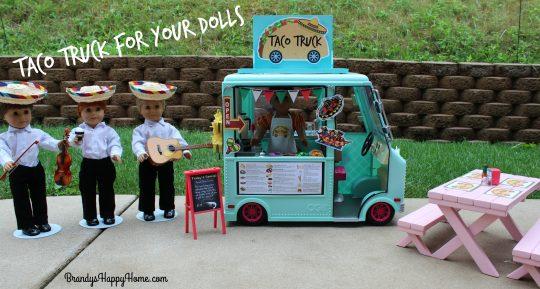 doll taco truck
