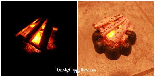 OG campfire logs