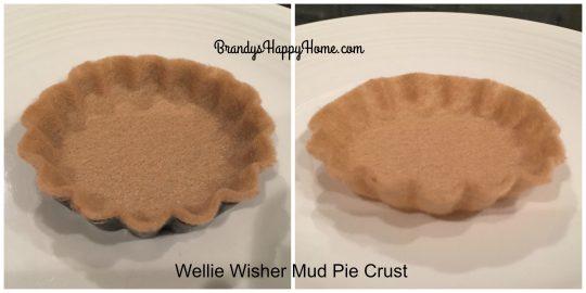 Wellie Wisher Mud Pie Crust