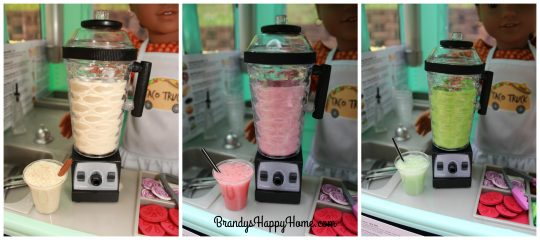 doll vitamix smoothies