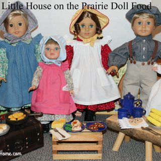 Little House on the Prairie Pioneer Doll Food