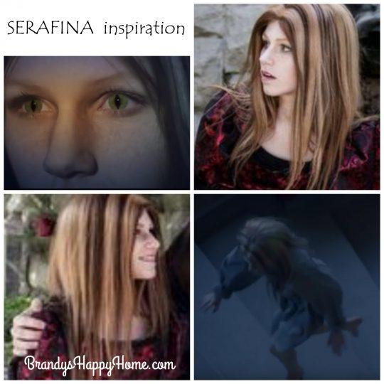 Serafina doll inspiration