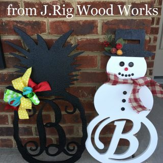 Custom Wood Cutouts by J.Rig Wood Works