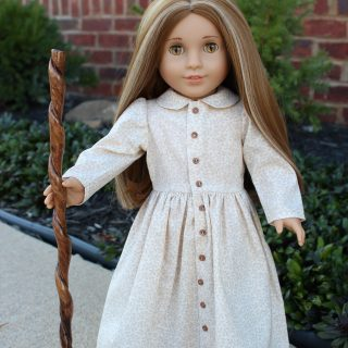 SERAFINA and the TWISTED STAFF Doll