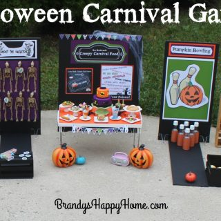 Dolloween Carnival Part 2: Carnival Games!