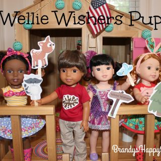 DIY Wellie Wishers Puppets