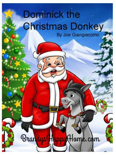 Dominick Donkey Book Cover