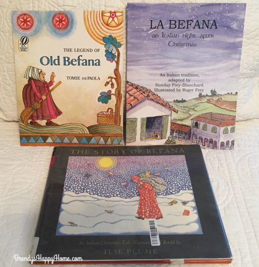 I Have Several Befana Books My Favorite Is By Tomie DePaola Which Will Read Aloud To The Class Take All Into Let Kids