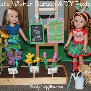 Wellie Wisher Garden and DIY Posters