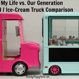 My Life versus Our Generation  Food DollTruck Review