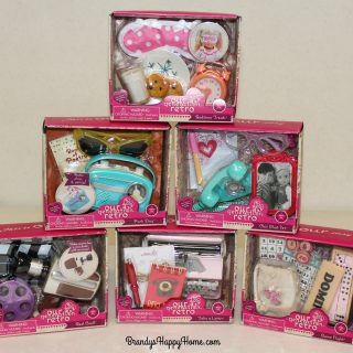 New Our Generation Doll Retro Sets
