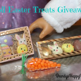 Doll Easter Treats GIVEAWAY!