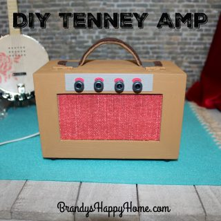 Tenney's Stage: DIY Amplifier