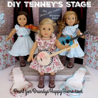 DIY Tenney's Stage