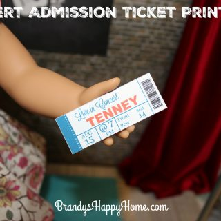 Tenney's Stage: Concert Admission Tickets