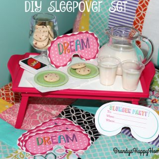 DIY Doll Slumber Party