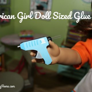 American Girl Doll Glue Gun