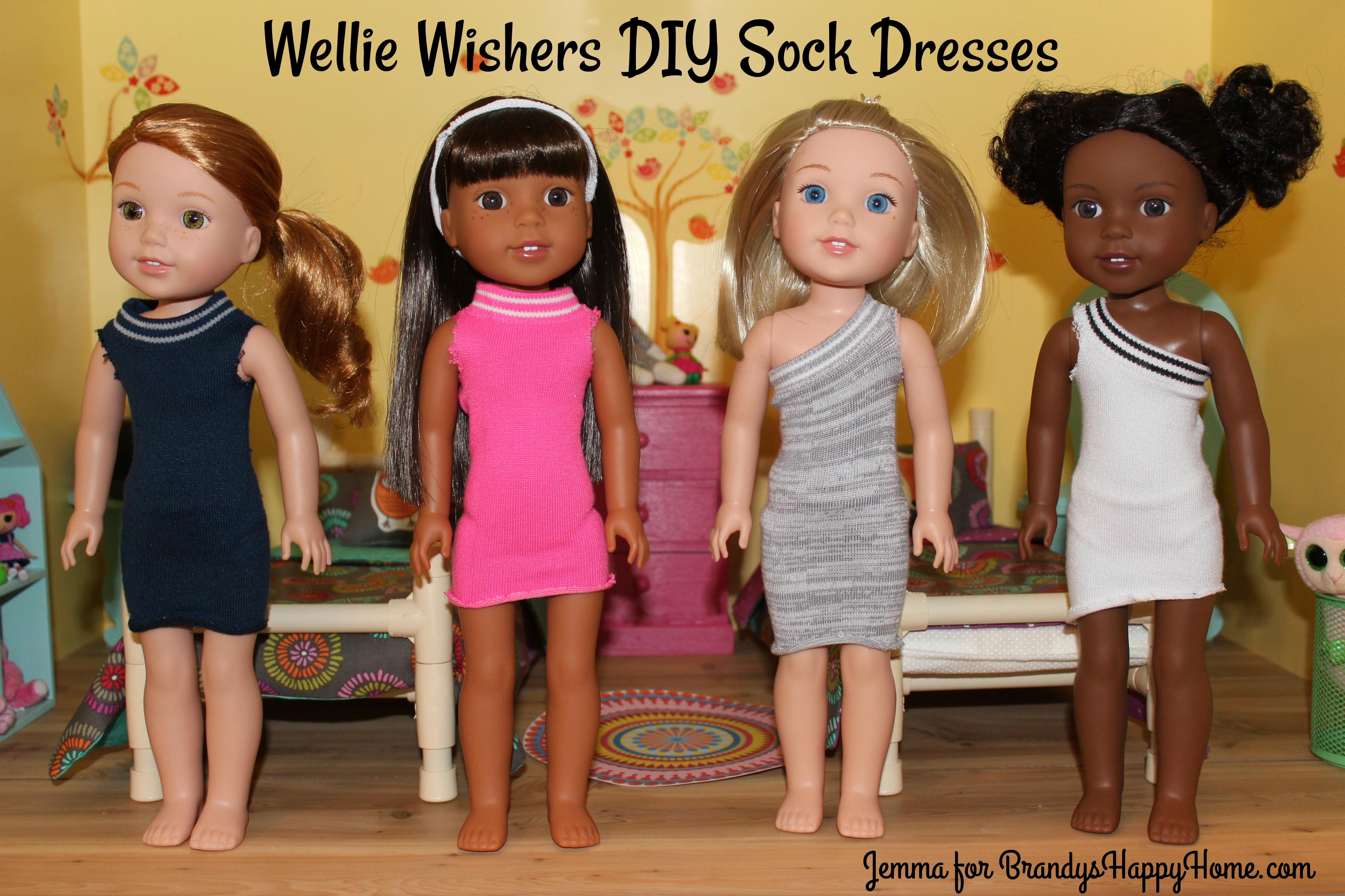 Welie Wisher Doll Dress