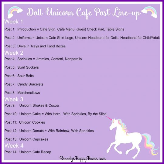 Doll Unicorn Cafe