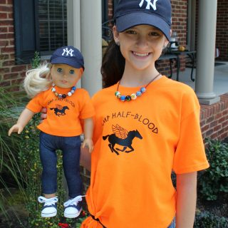 DIY Annabeth Chase Costume
