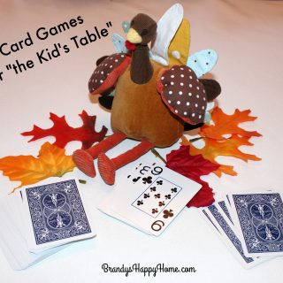Card Games for Kids of ALL ages!
