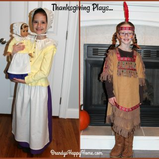 Thanksgiving Plays for Kids and Dolls