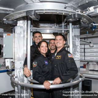 An Interview with a Leading Female Engineer in STEM, Dr. Shelley Cazares