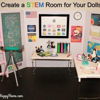 STEM Room for Dolls